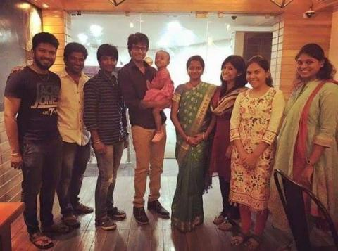 Sivakarthikeyan Family Photos With Baby, Wife,  Bio Data
