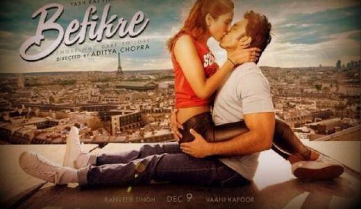 Befikre Movie Trailer, First Look, Release Date And Time In India 2016