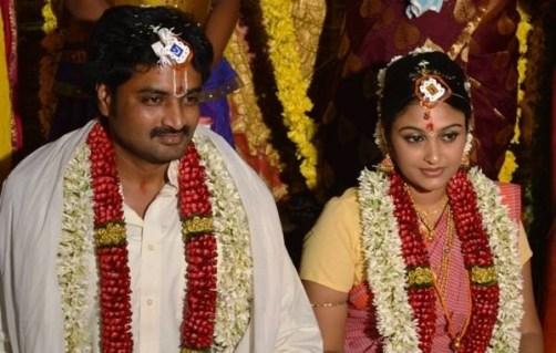 Tamil TV Serial Actor Actress Wedding Photos