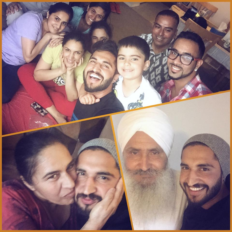 Jassi Gill Family Photos, Father, Mother, Wife, Age ...