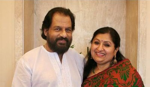 K. J. Yesudas Family Photos, Father, Wife, Son, Age, Biography
