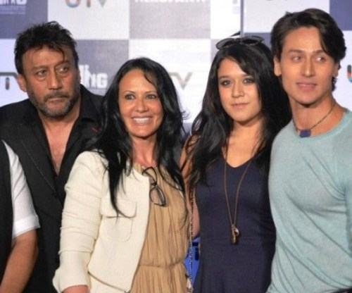 Jackie Shroff Family Photos, Father, Wife, Son, Daughter, Age, Bio