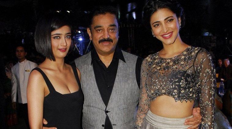 Kamal haasan family