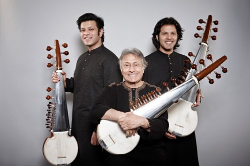 Amjad Ali Khan Family Photos, Sons, Wife, Biography