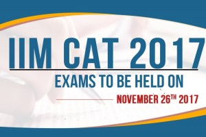 CAT 2017 Registration, Application Form, Exam Dates, Pattern, Syllabus, Last Date