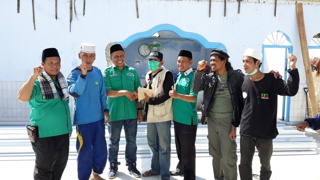 DMI Tangsel Distribusikan Bantuan Kedua ke Korban Tsunami