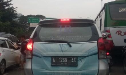 Jalan Thamrin Kerap Macet, Petugas Dishub dan Polisi Tak Nampak