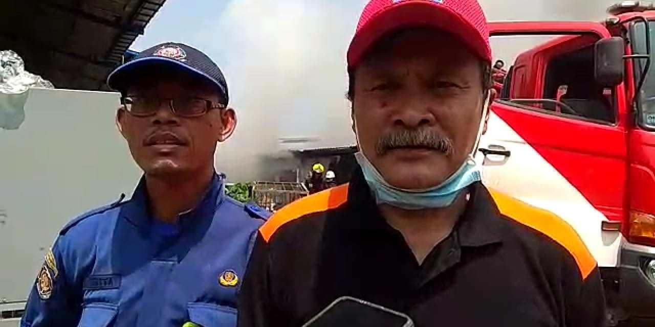 Dua Korban Ditemukan Saat Insiden Kebakaran di Tangerang Kemarin