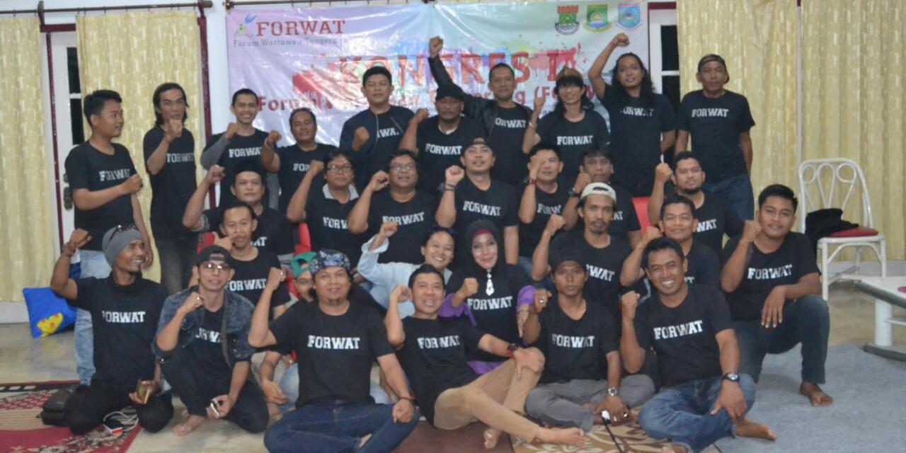 Kongres ke-I Forwat 2019 Berjalan Lancar dan Demokrasi