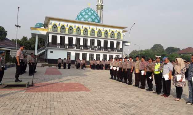Antisipasi Sidang MK, Polres Tangsel Siagakan 500 Personil