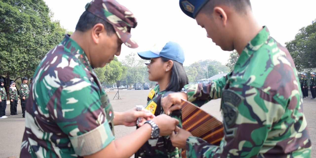 Siswa SMA Negeri 46 Jakarta Ikuti LDKS di Lanud Halim Perdanakusuma