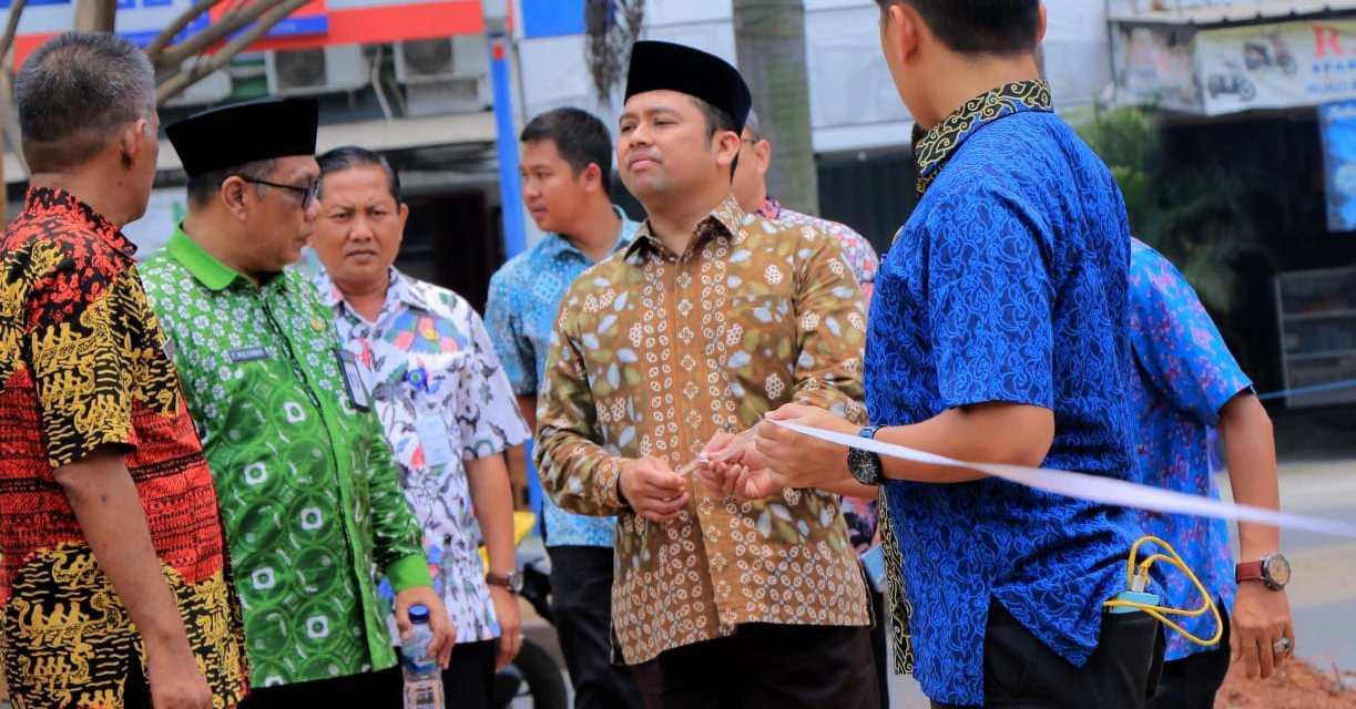 Arief Tinjau Persiapan MTQ ke-20 di Kecamatan Pinang