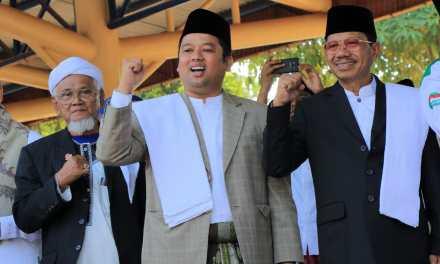 Peringati Hari Santri Nasional, Pemkot Tangerang Gelar Upacara Bersama 5 Ribu Santri