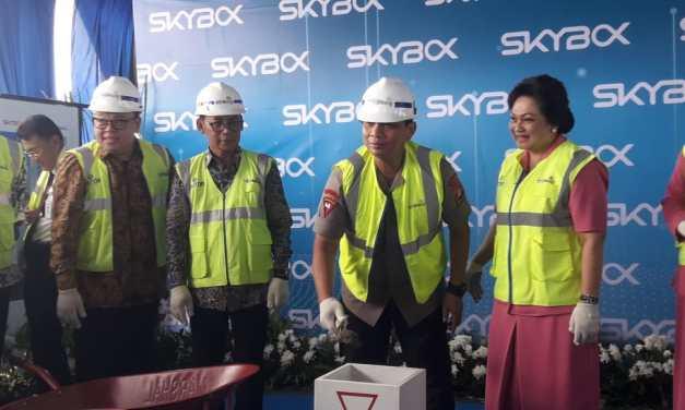 Kapolda Metro Jaya Hadiri Penetapan Zero Level JD Sevaka-Skybox Apartemen di Sepatan