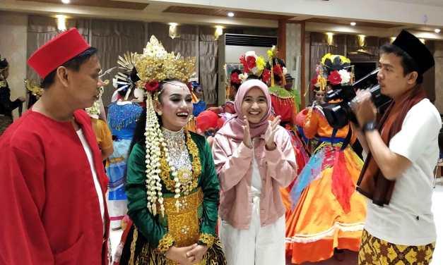 Ngevlog Bareng Arafah, Aboh Jasa Tampil Kocak di Festival Budaya Nusantara III