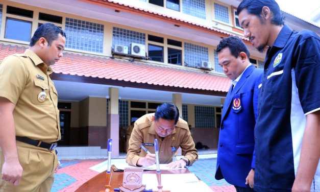 Wali Kota Tangerang Resmi Tanda Tangani NPHD Senilai 73 Milyar