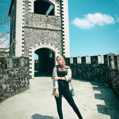 The Lost World Castle Kaliurang(1)