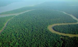 sungai amazon terbesar di dunia