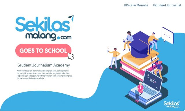 sekilas malang goes to school