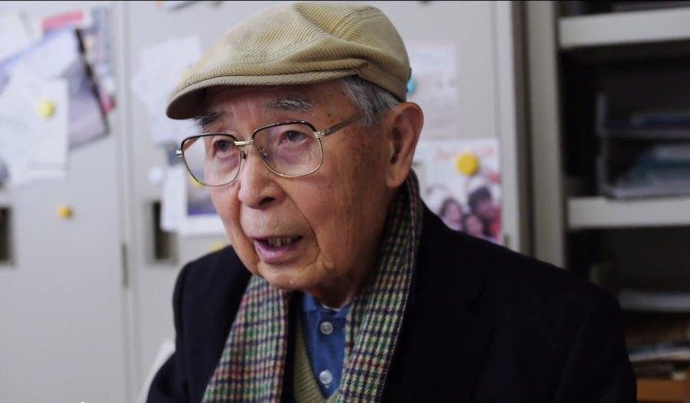 「日本の若い人が歴史を学んでないのは過失」 満州映画協会(満映)に勤務されていた緒方用光さん証言ドキュメント