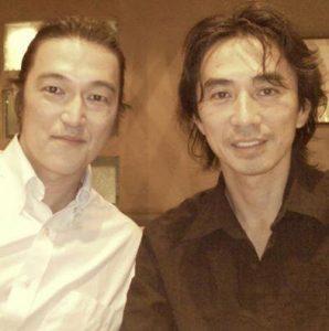 写真左:後藤健二さん 写真右:栗本一紀さん(I AM KENJI Facebookより)