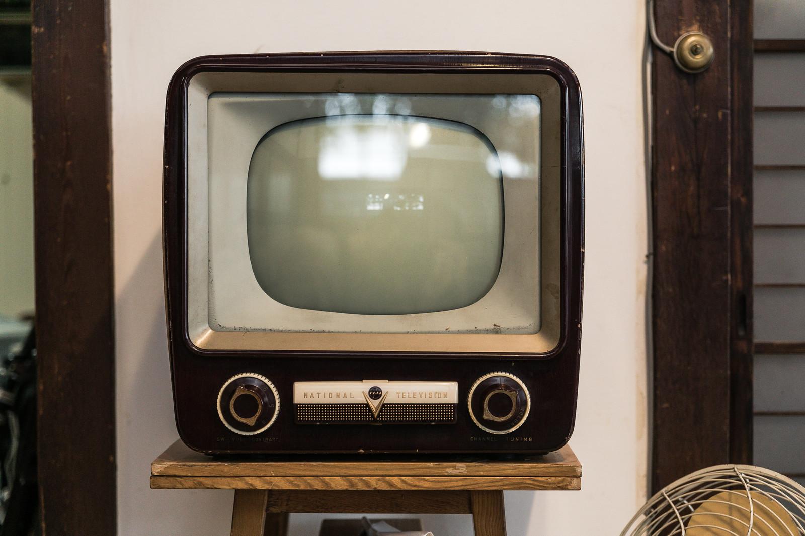 テレビのない生活は生産性を向上している。
