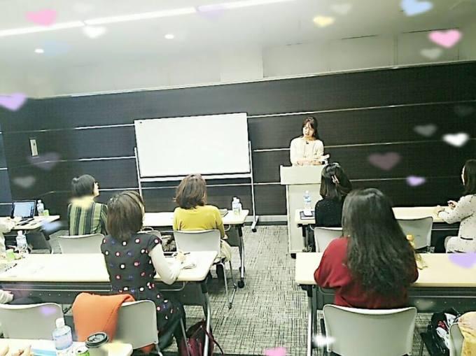 人気教室講座の原さん登壇