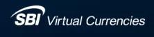 SBIバーチャルカレンシーズ(SBIVC)取引画面