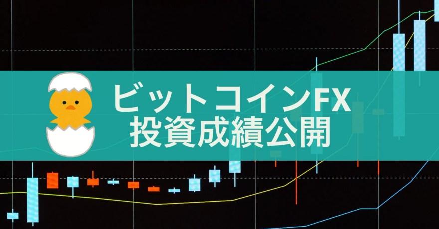 ビットコインFX投資履歴