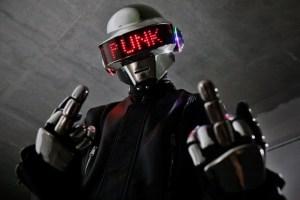 Sejarah helm daft Punk