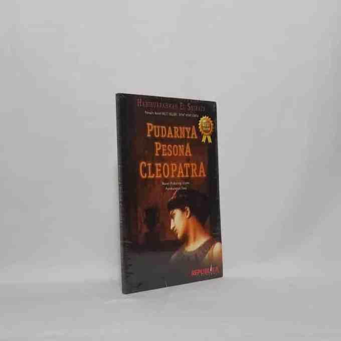 Contoh Resensi Novel Fiksi Pudarnya Pesona Cleopatra