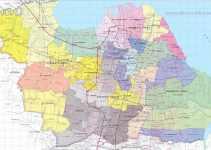 Peta Surabaya (lengkap dengan Penjelasan dan Gambar) 2