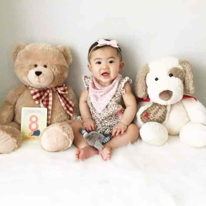Bayi Usia 8 Bulan