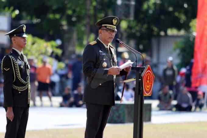 Kata-kata Anniversary Angkatan TNI