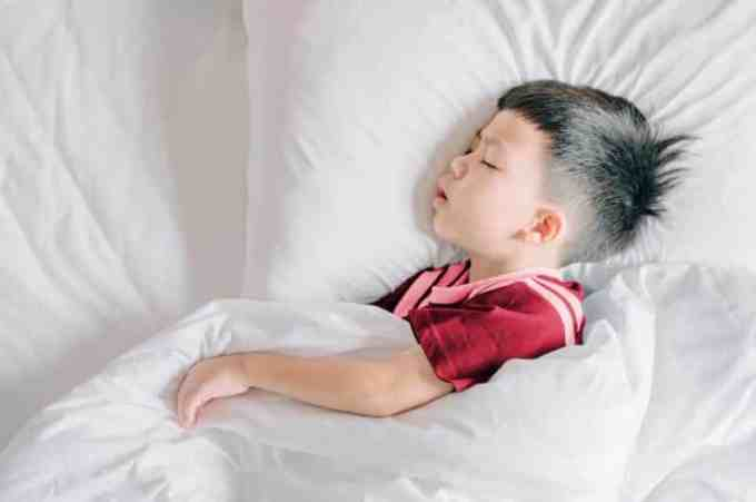 Doa untuk Anak Cepat Tidur