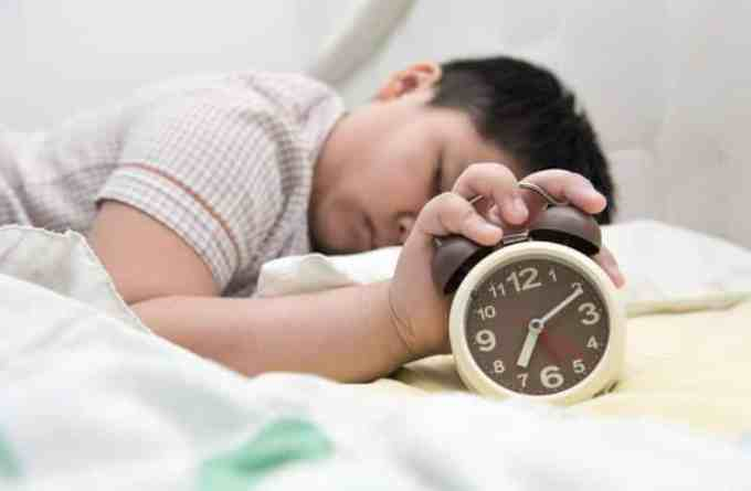 Doa untuk Anak Mau Tidur