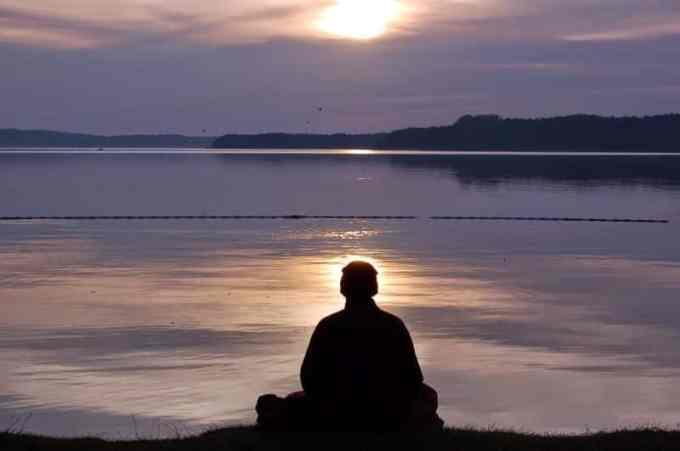 Menenangkan jiwa