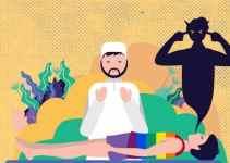 15+ Ayat Ruqyah untuk gangguan susah tidur dan jin (Terjemah) 3