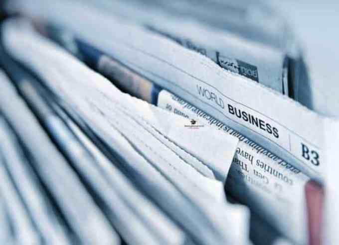 Contoh Teks Editorial Beserta Strukturnya