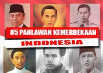 85 Pahlawan kemerdekaan Indonesia (Paling Lengkap) 6