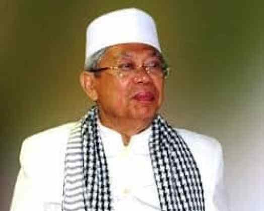 Prof. Dr. K.H. Ma'ruf Amin