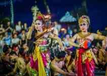 Properti Tari Bali