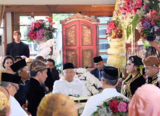 Ucapan ijab kabul pernikahan bahasa Indonesia
