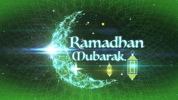 Ucapan Menyambut Ramadhan Islami