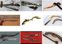 25 Senjata Tradisional dari Semua Wilayah di Indonesia (Terlengkap) 4