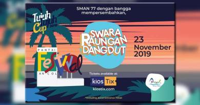 77 Cup 2019 SMAN 77 Jakarta