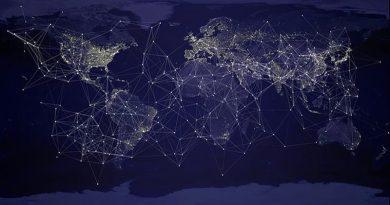 Ilustrasi jaringan internet (Image by Pete Linforth from Pixabay )