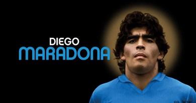 Maradona, Legenda Sepak Bola Meninggal Dunia