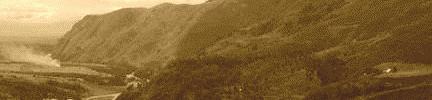 Mengejar Lembah dan Puncak