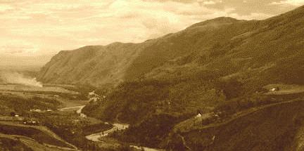 Puncak, Lembah di trading saham